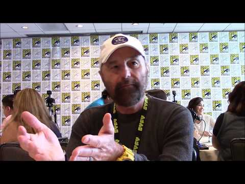 Wynonna Earp - Beau Smith Interview, Season 2 (Comic Con)