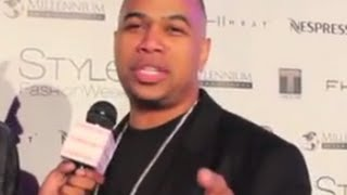 Omar Gooding Interview on Baby Boy, Family Ties, Percentage