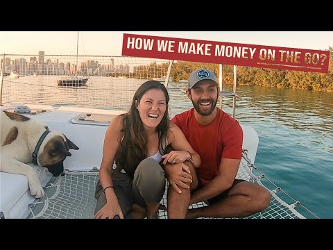 How We Make Money Online and Remotely As We Travel Full-Time | Affording An Alternative Lifestyle
