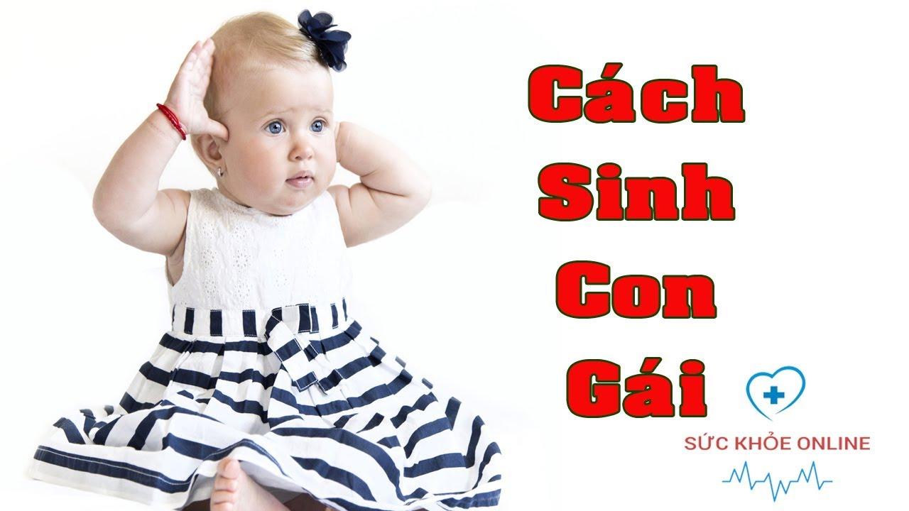 Bí Mật Cách Tính Ngày Rụng Trứng Để Sinh Con Gái Theo Ý Muốn- SKO