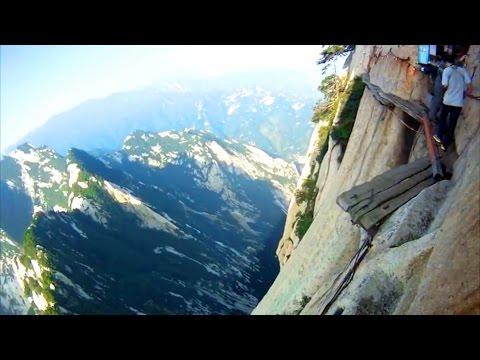 The World's Most INSANE Hiking Trail!