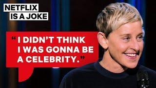 Ellen DeGeneres Shares Why She Became a Comedian | Relatable | Netflix
