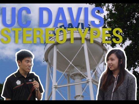 UC Davis Stereotypes