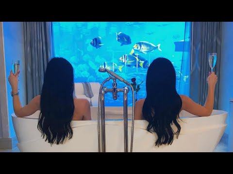 Luxury £5,000 a Night!! Underwater Room Suite Atlantis Hotel Dubai Tour
