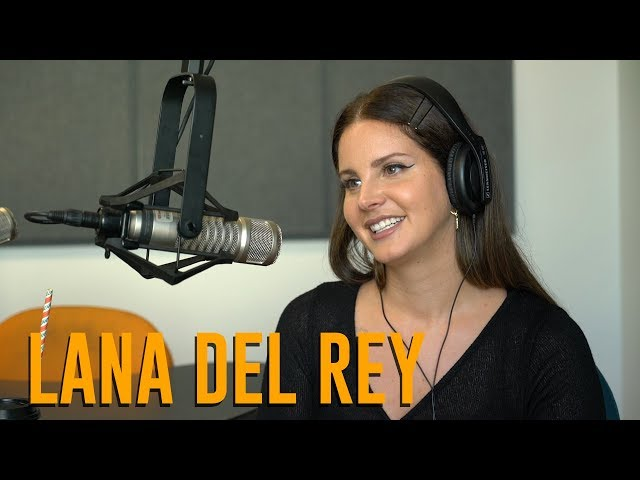 Lana Del Rey Talks Norman F King Rockwell Working With Ariana Grande Covering Sublime More Youtube