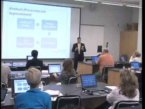 Forensic Anthropology 2011 : 07 : CT Imaging and Empirical Modeling
