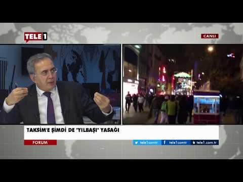 Forum - Ayşenur Arslan (20 Aralık 2017) | Tele1 TV