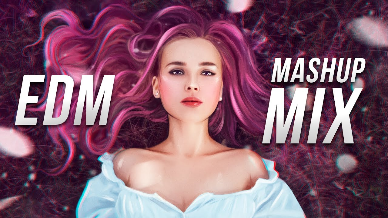EDM Mashup Mix 2021  Best Mashups u0026 Remixes of Popular Songs  Party Music