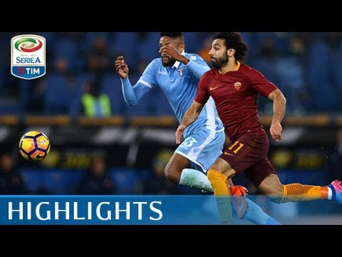 Lazio - Roma - 2-0 - Highlights - TIM Cup 2016/17