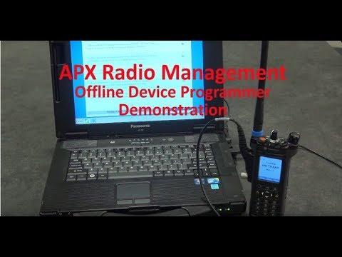 APX Radio Management Demonstration