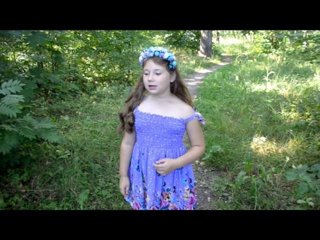 Изображение предпросмотра прочтения – ЕлизаветаМанина читает произведение «Песенка в лесу» (Аким Яков)