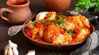 4 грузинских блюда из курицы. Рецепты от Всегда Вкусно!