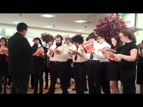 Lord & Taylor Eastchester Holiday Choir