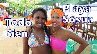 'Bienvenido' Playa Sosua Todo Bien! Sosua, Dominican