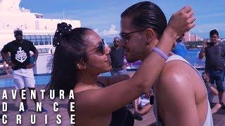 2018 Aventura Dance Cruise Miami Bachata Demo