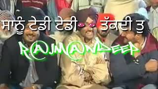 Sanu tedi tedi takdi tu latest Punjabi status for whatsaap
