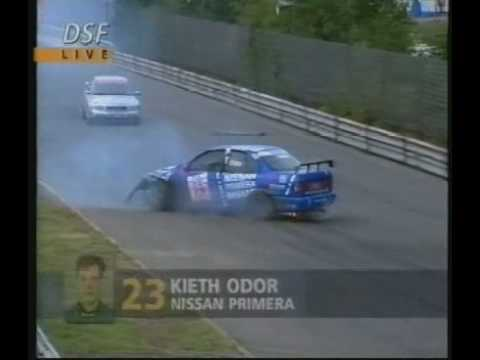STW 1995 AVUS - Kieth O'dors Fatal Accident