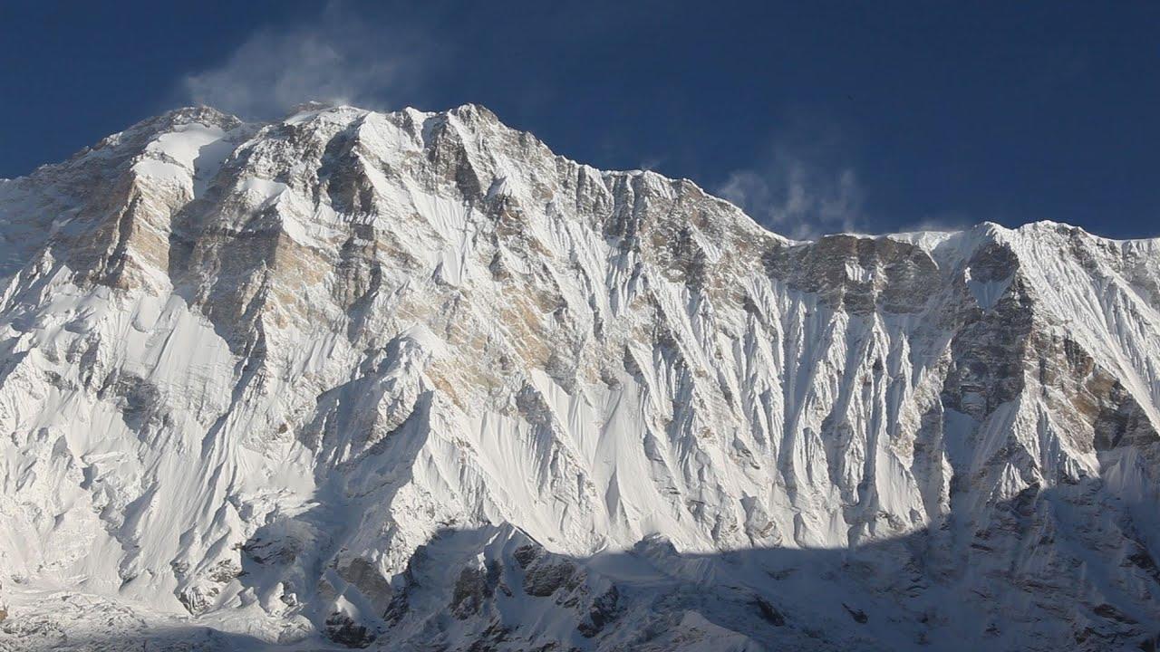 Himalaya Hd Wallpaper Mountains Of Annapurna Region Nepal Himalayas Youtube