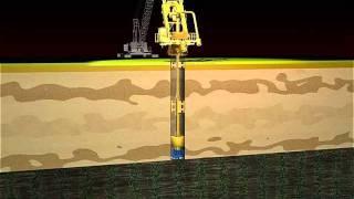 Reverse Circulation Drilling rig