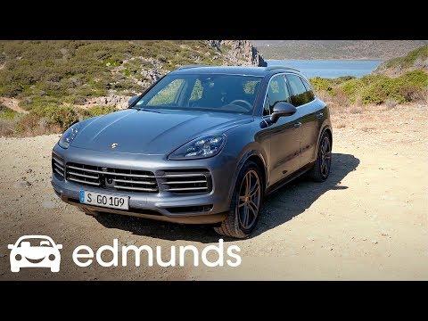 2019 Porsche Cayenne Review   Test Drive   Edmunds