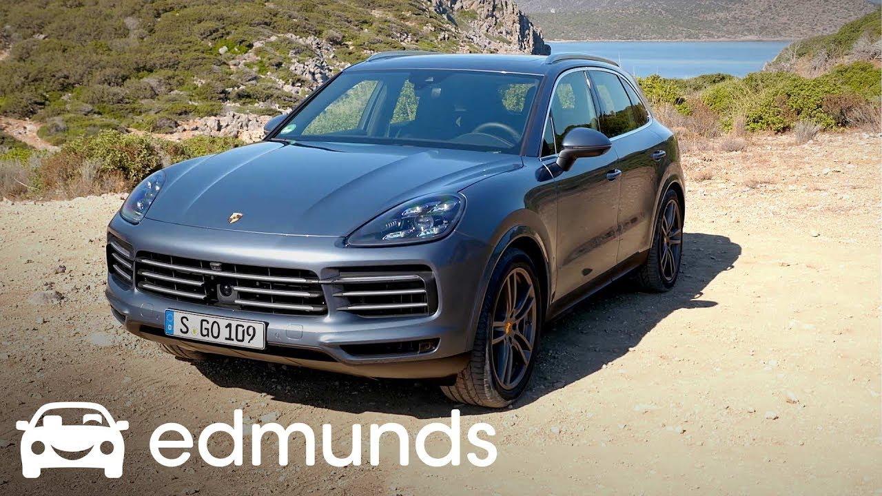 2019 Porsche Cayenne Review | Test Drive | Edmunds - YouTube on mini cooper reliability, porsche cayman reliability, bmw x3 reliability, porsche panamera reliability, hyundai tucson reliability, bmw z4 reliability, volvo xc60 reliability, ford five hundred reliability, maserati granturismo reliability,