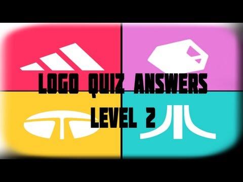 Logo Quiz Answers - Level 2