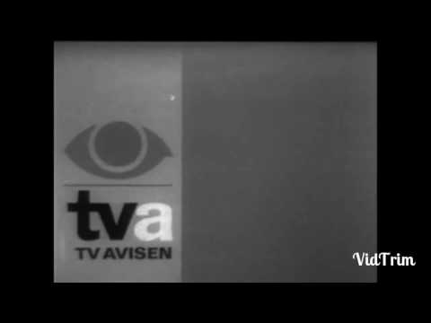 TV avisen intros 1965 - 2017