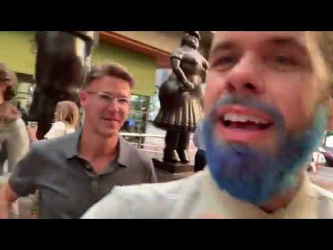 Perez Hilton Does Denver - With Michael Buckley WHAT THE BUCK