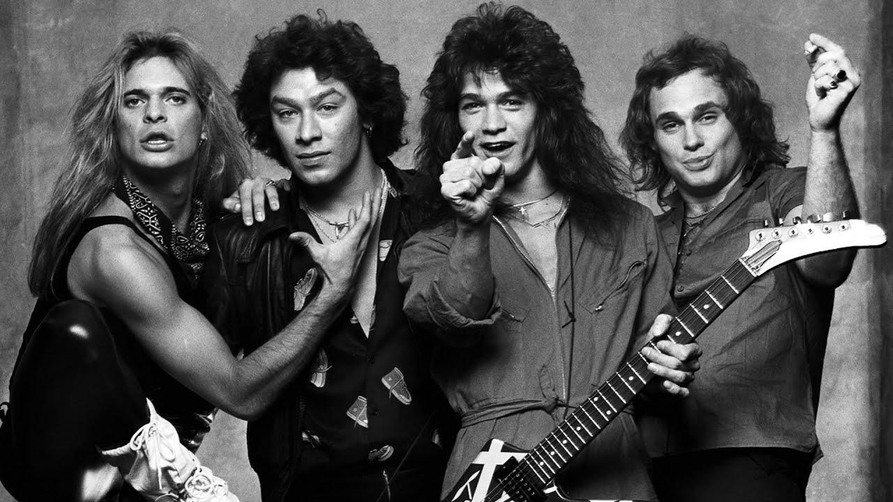 The Best Songs Van Halen 1978 2012 Youtube