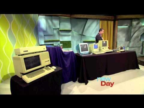 New Day Northwest: Remembering Steve Jobs 12 October 2011 KINGTV