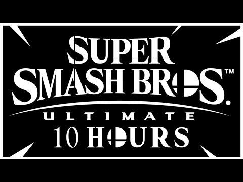Menu Theme Full Super Smash Bros Ultimate Smash Direct Audio