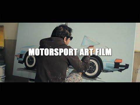 Motorsport Art - Tom Havlasek