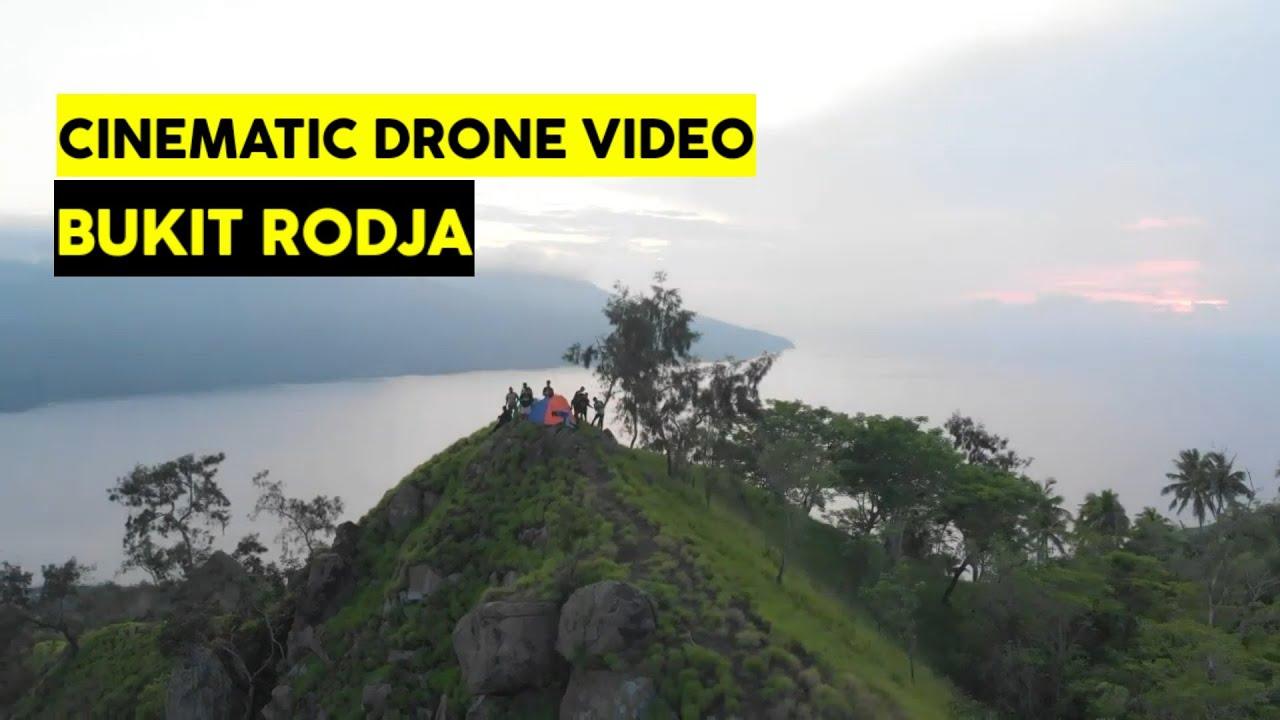 Para wisatawan berkemah di Bukit Rodja | Sumber: YouTube