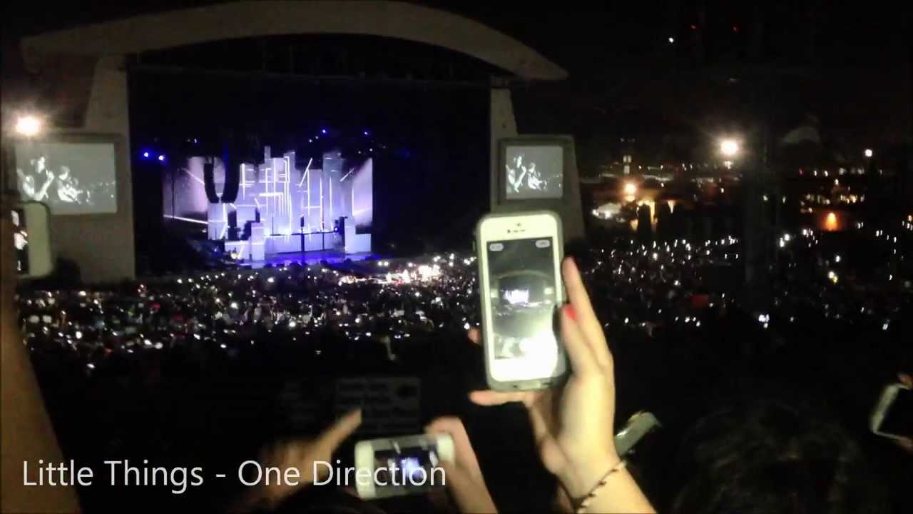 Keeping Up With Kaitlin 2 One Direction And 5 Seconds Of Summer Sango Concert