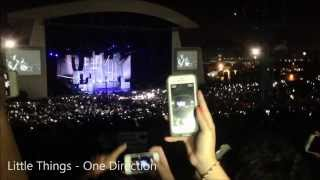 Keeping Up With Kaitlin #2: One Direction and 5 Seconds Of Summer San Diego Concert 8/4/13