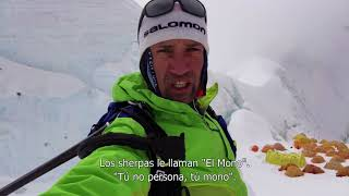 Kilian Jornet. Path to Everest - Trailer subtitulado en español (HD)