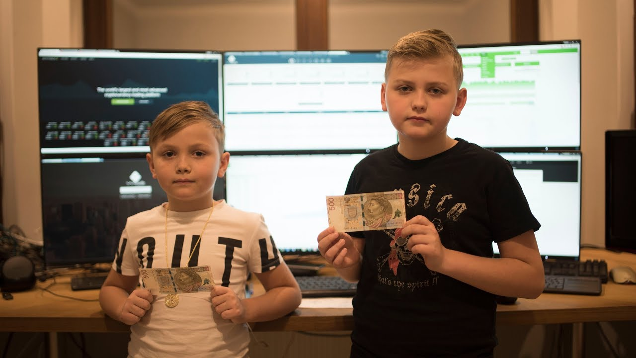Jak dzieci pomnożyły pieniądze z 500 plus?!