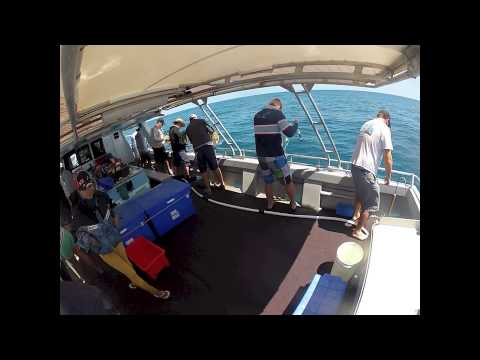 Fishing Charter Coral Bay 2013