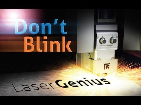 Prima Power Laser Genius Overview with 6kW Laser Cutting Demonstration