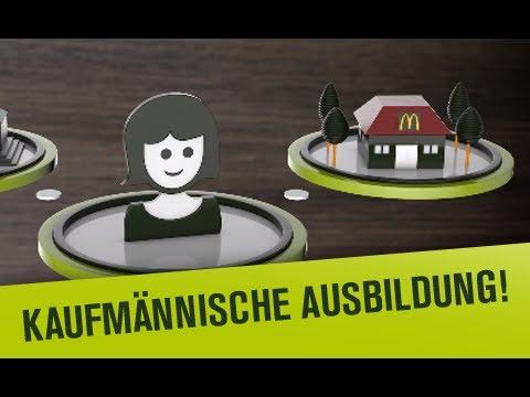 kaufm nnische ausbildung einfach erkl rt youtube. Black Bedroom Furniture Sets. Home Design Ideas
