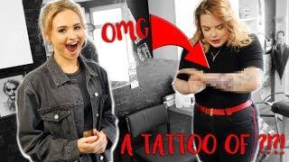 SHE GOT A TATTOO OF MY WHAT?!? | Talia Mar