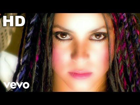Shakira - Ciega, Sordomuda (Video Oficial)