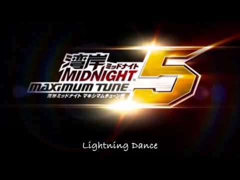 Lightning Dance - Wangan Midnight Maximum Tune 5 Soundtrack