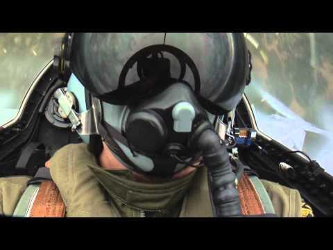 Saab JAS-39 Gripen - Aerial Display HD