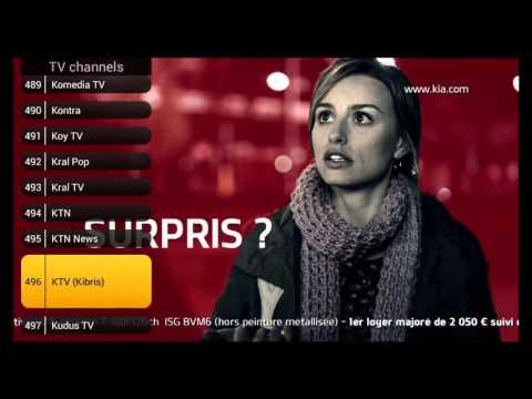 Arabic channels tv – MBC – Bein Sport - Rotana