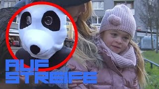 Kotzalarm beim kleinen Mädchen: Hat der Panda etwas damit zu tun? | Auf Streife | SAT.1 TV