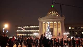 2018  Governor's Christmas Tree Lighting Ceremony