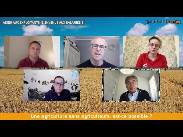 Une agriculture sans agriculteurs, est-ce possible ?