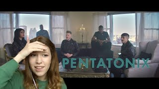 """New Rules x Are You That Somebody?"" - Pentatonix 