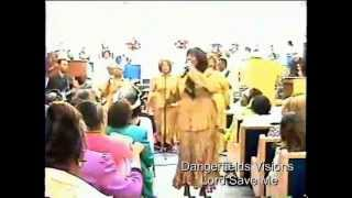 Gospel Quartet Women  DangerfieldsVision